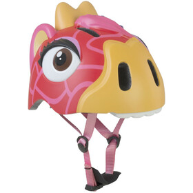 Crazy Safety Giraffe Helmet Girls red